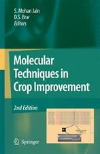Molecular Techniques in Crop Improvement : 2nd Edition (2010, Hardcover)