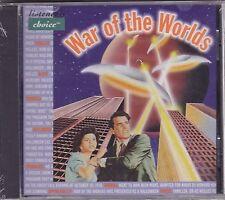 War Of The Worlds, The Original, Uncut Dramatization! - Metacom, Inc. CD - New