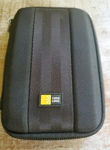 Case Logic Portable Hard Drive Black QHDC101 Excellent Condition Free Shipping