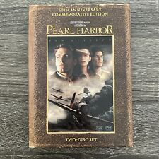 Pearl Harbor DVD 60th Anniversary Commemorative Edition - 2 Disc Set
