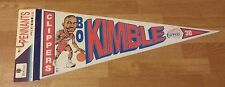 Bo Kimble Los Angeles Clippers Wincraft Pennant