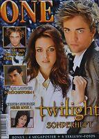 TWILIGHT - ONE Magazin 02/2009 + XXL Poster - Sonderheft Clippings Fan Sammlung