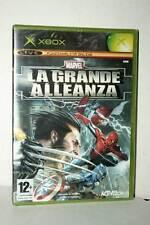LA GRANDE ALLEANZA GIOCO NUOVO SIGILLATO XBOX EDIZIONE ITALIANA PAL VBC 44893