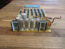 IN-16 4Pcs RUSSIAN NIXIE TUBE USED  ON PLATE BOARD WITH 4 DRIVER K155ID1 TESTED