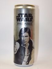 Star Wars Space Punsch/Punch- Collector's Edition No.12 Getränke-Dose Han Solo