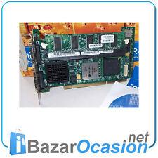 "Controladora RAID SCSI Controller Card INTEL SRCU42X ""Chilito 2"" Ultra320 PCI-X"