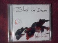 BLEED THE DREAM - KILLER INSIDE (2007). SEALED CD