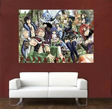 Fairy tail énorme promo poster 2 A716