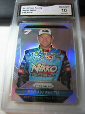 REGAN SMITH 2016 PRIZM RACING PRIZM # 45 GRADED 10 L@@@K