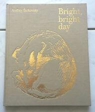 "RARE ""BRIGHT, BRIGHT DAY"" - ANDREY TARKOVSKY - WHITE SPACE GALLERY 2007"