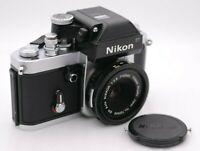 [Near Mint-] NIKON F2 Photomic (DP-1) + Non AI GN Auto NIKKOR 45mm F/2.8 Japan