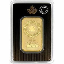 Royal Canadian Mint 1oz Gold Bar