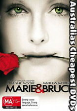 Marie And Bruce DVD NEW,  FREE POSTAGE  WITHIN AUSTRALIA REGION 4