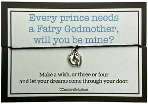 Will you be my Godmother Christening Proposal Gift Card Baby Boy Naming Ceremony