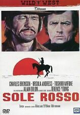 Dvd SOLE ROSSO - Western - (1972) Charles Bronson/Ursula Andress   ......NUOVO