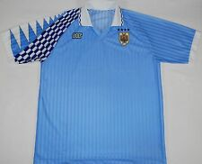 1992-1993 URUGUAY ENNERE HOME FOOTBALL SHIRT (SIZE XL)
