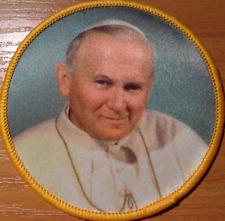 John Paul II patch/Jan Paweł II naszywka