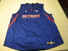 Adidas WNBA Detroit Shock Women's Basketball Jersey 2XL XXL XXLarge NEW