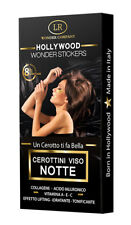 Wonder Stickers Hollywood Cerottini viso notte anti-età 5+10 bustine