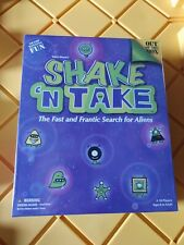 NEW Shake N Take Game Aliens Speed Out of The Box