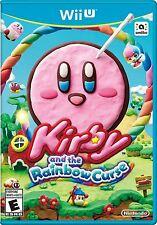 NEW Kirby and the Rainbow Curse (Nintendo Wii U, 2015)