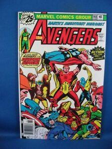 The Avengers #148 (Jun 1976, Marvel) VF