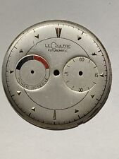 VINTAGE LECOULTRE FUTUREMATIC 497 USED DIAL