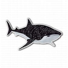 Spotted Whale Shark Laptop Car Bumper Sticker