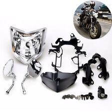 Motorrad Scheinwerfer Spiegel Gehäuse für Yamaha FZ1N 2006 2007 2008 2009
