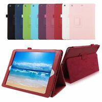 PU Leather Folding Folio Book Stand Case Cover For Apple iPad Pro 12.9 inch 2017