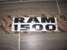 DODGE RAM 1500 CHROME EMBLEM