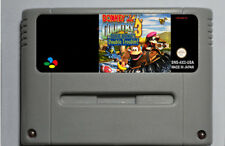 Donkey Kong Country 3 Dixie Kong's Double Trouble Super Nintendo PAL Preloved