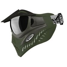 V-FORCE SF Grill Paintball Mask / Thermal Lens Goggle - Cobra - Charcoal Olive