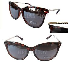 920ff716e1 New GUESS GF0302 Amber-Tortoise Gray Mirror Womens Sunglasses  75