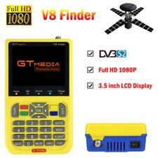 Freesat V8 Finder HD DVB-S2 Digital Satellite Finder 1080P Meter Satfinder