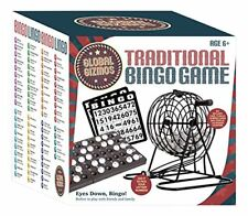 Traditional Bingo LOTTO Game Set 50690 by Global Gizmos