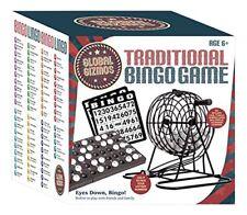 Traditional Bingo LOTTO Game Set 50690 by Global Gizmos