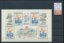 LM44717 Czechoslovakia 1984 UPU anniversary good sheet MNH cv 20 EUR