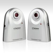 IR Infrared Safety Beam Alarm Door Window Entrance Motion Sensor Detector Alarm
