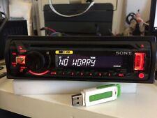 AUTORADIO Sony CDX-G1000U USB/CD-MP3/AUX/Tuner-RDS