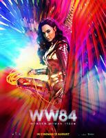 """Wonder Woman 1984 Poster 40x30"""" 32x24"""" 24x18"""" Movie WW84 Gal Gadot Print Silk"""