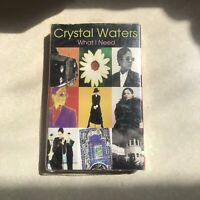 Crystal Waters What I Need Cassette Tape 90s Ghetto Day Music Tape