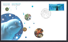 Canada  FDC  # 2157     VANCOUVER AQUARIUM     2006  51c   New Fresh Unaddressed