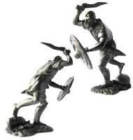 Carthaginian Adyrmachidae Warrior, III-II cc. B.C. Tin toy soldier 54 mm. metal