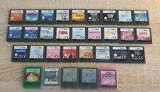 Nintendo DS Spiele Spielesammlung Konvolut