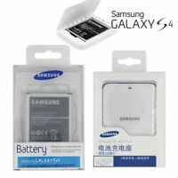 Original NFC Battery & Desktop Charger for Samsung Galaxy S4 IV I9500 B600BU