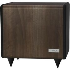 """Tannoy TS2.8 Subwoofer Active Powered Sub 8"""" Inch Home Speaker - WALNUT"""