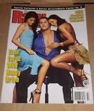 NOVEMBER 2003 WWE RAW WRESTLING MAGAZINE RANDY ORTON