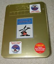 Walt Disney Treasures: The Adventures of Oswald the Lucky Rabbit (DVD, 2007, 2-D