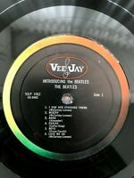 The Beatles – Introducing VJLP1062, Oval Logo, Version 1, Monarch Pressing
